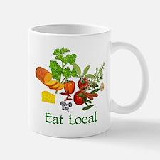 Eat Local Grown Produce Mug