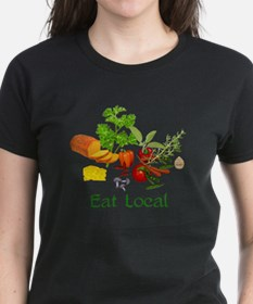 Eat Local Grown Produce Tee