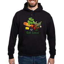 Eat Local Grown Produce Hoody