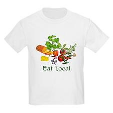Eat Local Grown Produce T-Shirt