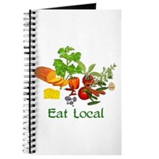 Eat Local Grown Produce Journal