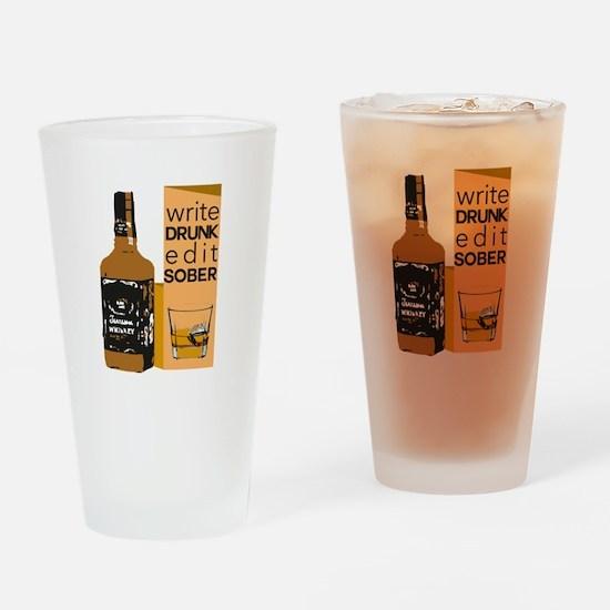 Edit Sober Drinking Glass