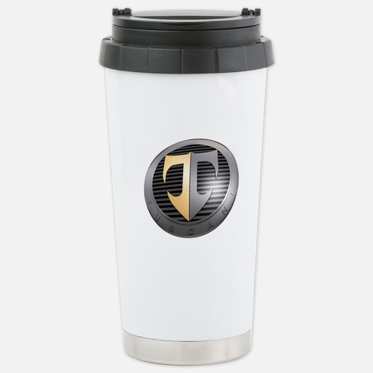 Cute Tiburon Travel Mug