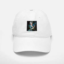 Marie Antoinette with Rose Baseball Baseball Cap
