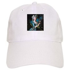 Marie Antoinette with Rose Baseball Cap