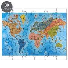 The Map of Health Puzzle