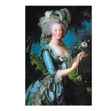 Marie Antoinette with Ros Postcards (Package of 8)