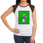 Cowardly Lion 2 Women's Cap Sleeve T-Shirt