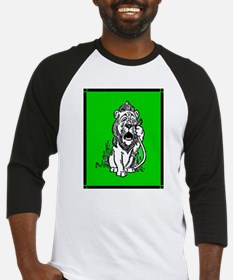 Cowardly Lion 2 Baseball Jersey