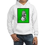 Cowardly Lion 2 Hooded Sweatshirt