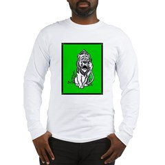Cowardly Lion 2 Long Sleeve T-Shirt