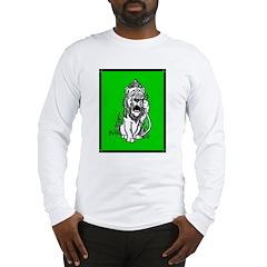 Cowardly Lion 2 Long Sleeve T-Shirt
