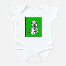 Cowardly Lion 2 Infant Bodysuit