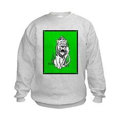 Cowardly Lion 2 Sweatshirt