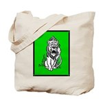 Cowardly Lion 2 Tote Bag