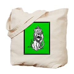 Cowardly Lion 2 Tote Bag