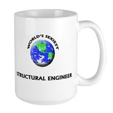 World's Sexiest Structural Engineer Mug