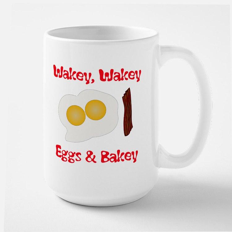 Wakey, Wakey .... Mug