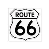 Route 66 Bumper Stickers