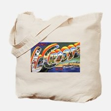 La Crosse Wisconsin Greetings Tote Bag