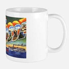 La Crosse Wisconsin Greetings Mug
