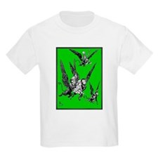 Dorothy & Flying Monkeys Kids T-Shirt