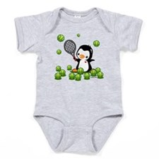 Tennis (22) Baby Bodysuit