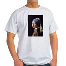 The Girl With A Pearl Earring T-Shirt
