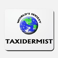 World's Sexiest Taxidermist Mousepad