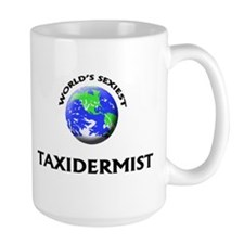 World's Sexiest Taxidermist Mug