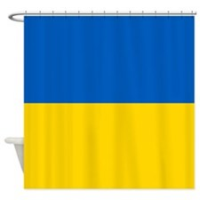 Ukrane Flag Shower Curtain