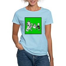 Farewell Women's Pink T-Shirt