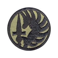 """Foreign Legion Para 3.5"""" Button"""