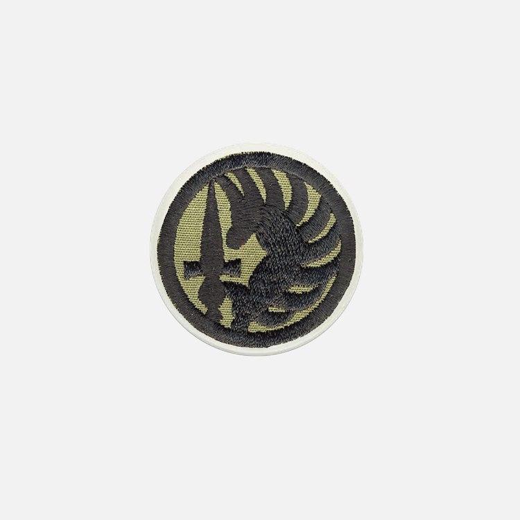 Foreign Legion Para Mini Button