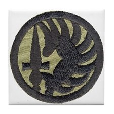 Foreign Legion Para Tile Coaster