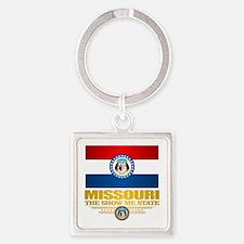 Missouri Pride Keychains