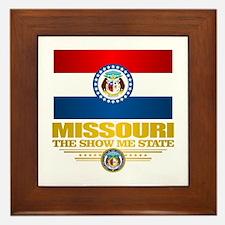 Missouri Pride Framed Tile