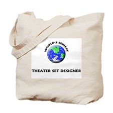 World's Sexiest Theater Set Designer Tote Bag