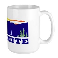Yosemite National Park Mug