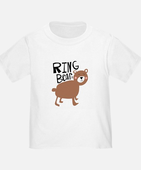 ring bear-er T-Shirt