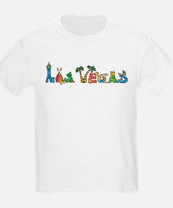 Las Vegas Kids T-Shirt