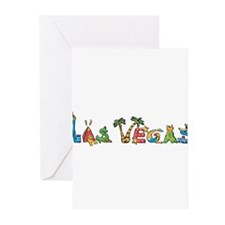 Las Vegas Greeting Cards (Pk of 10)
