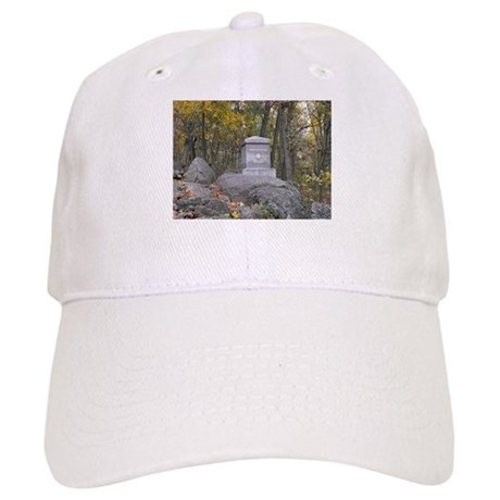 20th Maine Monument Baseball Cap