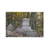 Gettysburg, 20th maine Magnets