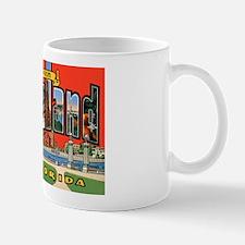 Lakeland Florida Greetings Mug