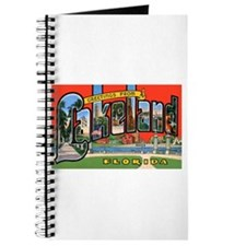 Lakeland Florida Greetings Journal