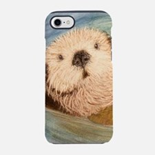 Sea Otter--Endangered Species iPhone 7 Tough Case