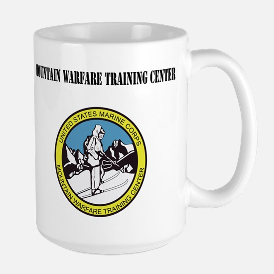 Mountain Warfare Training Center with Text Large M