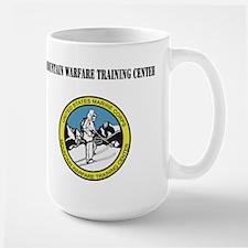 Mountain Warfare Training Center with Text Mug