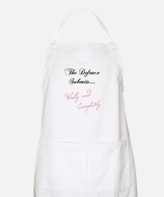 The Defence Submits BBQ Apron